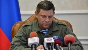 Глава ДНР собрался в Брянскую область за коровами и быками