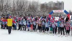 «Лыжню России» пробежали губернатор Александр Богомаз и тысячи брянцев