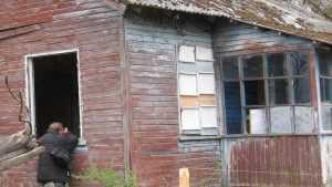 В Климовском районе велели поставить на учет чернобыльские дома