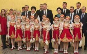 Брянский образцовый ансамбль «Акварель» переехал в новое здание