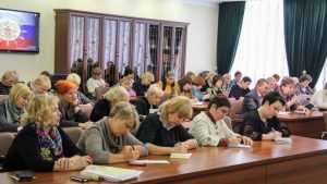 Брянский госуниверситет собрал более 70 учителей русского языка