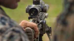 В Брянскую область зашли снайперы