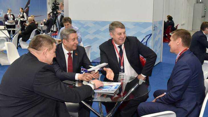 На форуме в Сочи брянский губернатор провел ряд значимых встреч