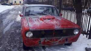В Брянске умелец создал окровавленный «безумный ГАЗ»