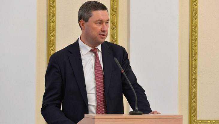 Осужденный по делу о коррупции мэр Клинцов Евтеев ушел в отставку