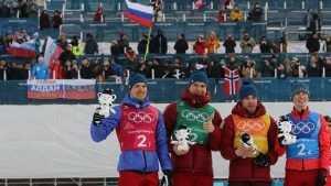 Брянский лыжник Большунов рассказал о «серебре» на Олимпиаде
