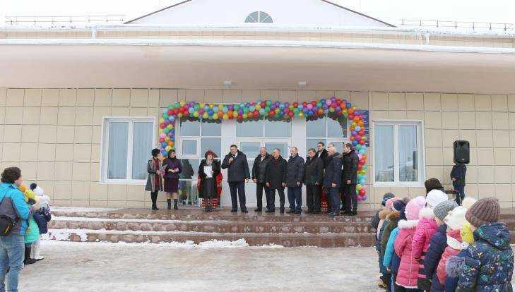В Климове открыли современный библиотечный центр