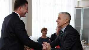 Брянску предложил дружбу мэр итальянского Кунео