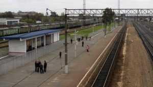 На станции Брянск-II приступили к новому этапу возведения моста