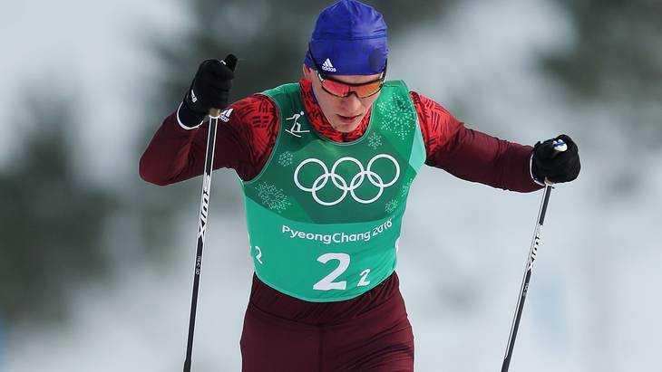 Брянский лыжник Большунов завоевал второе «серебро» на Олимпиаде