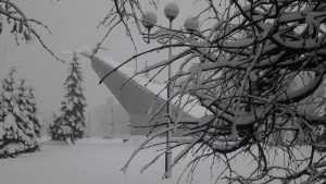 В Брянскую область вернулся 19-градусный мороз