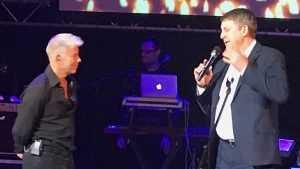 Губернатор Богомаз поблагодарил за концерт в Брянске Олега Газманова