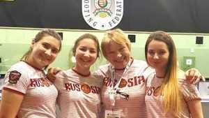 Студентка из Брянска выиграла первенство Европы по пулевой стрельбе