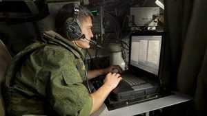 В Брянской области военные получили новые радиостанции «Артек»
