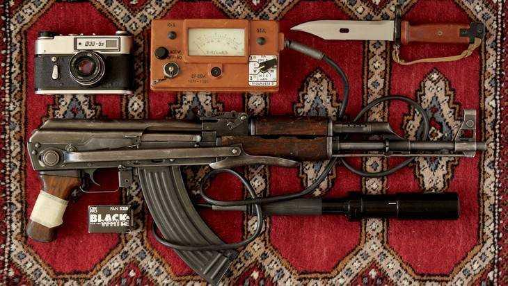 ФСБ задержала в Брянске «чёрных копателей» с оружием и взрывчаткой