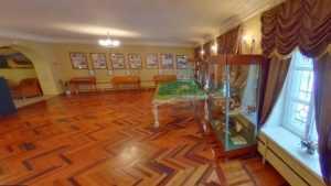 Брянцам предложили виртуально посетить музей-заповедник Тютчева
