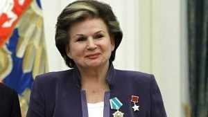 Космонавт Терешкова поблагодарила брянского губернатора за овощи