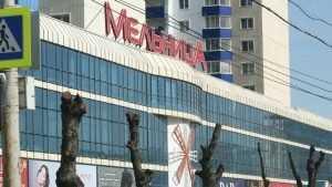 В брянском торговом центре «Мельница» обокрали ювелирный магазин