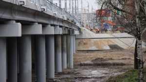 В Брянске с мая начнется реконструкция старой части Первомайского моста