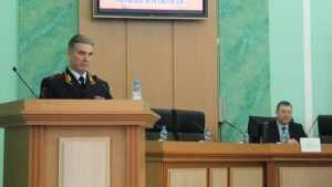 Начальник Брянского УМВД Кузьмин предложил застраховать дружинников