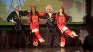 Брянские студенты отметили международный праздник Навруз