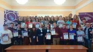 В Брянск обучили 70 спортивных добровольцев для чемпионата мира