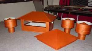Использования тонколистового пластика и изделия из него