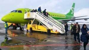 Самолеты из Брянска в Санкт-Петербург стали летать два раза в неделю