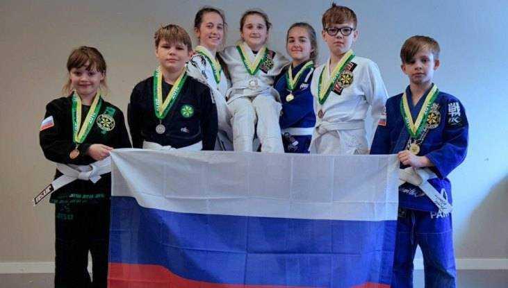 Семеро юных брянцев завоевали семь медалей на чемпионате в Швеции