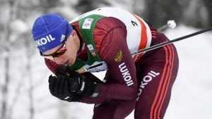 Брянский лыжник Большунов стал вторым на этапе Кубка мира в Финляндии