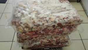 В брянском гипермаркете нашли почти 180 килограммов опасного мяса
