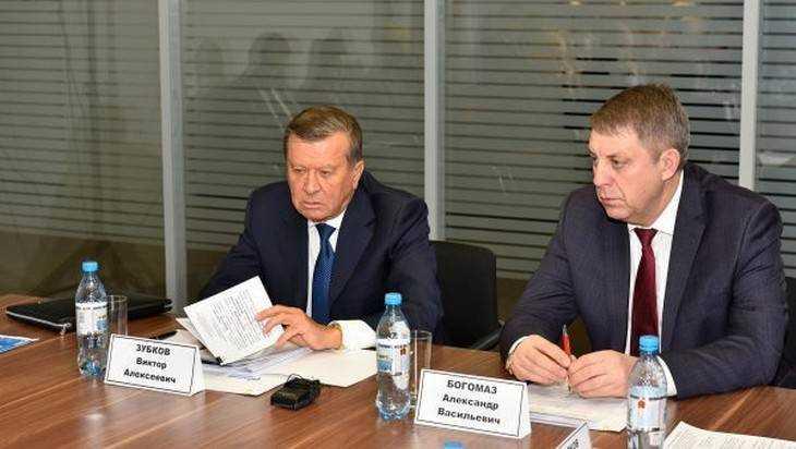 Бывший премьер Зубков высоко оценил работу брянского губернатора