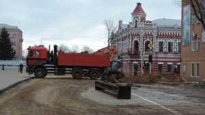 В Новозыбкове на ремонт дорог израсходовали 17 миллионов рублей