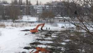 В Брянске на месте скандальной стройки снесли сооружения ТЦ «Европа»