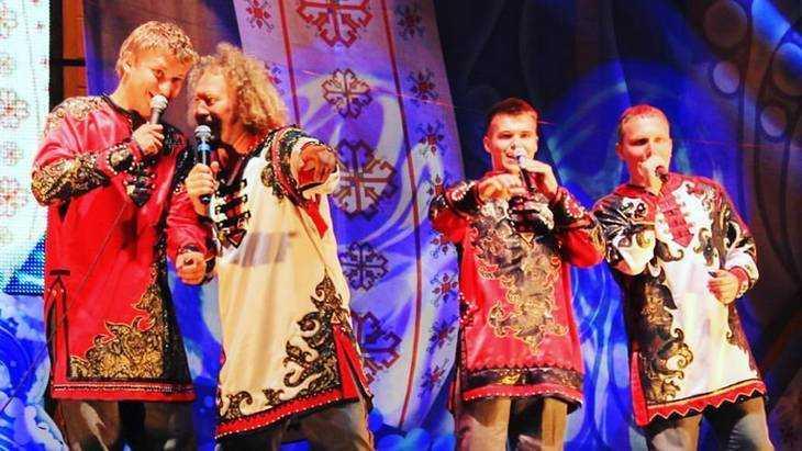 Брянский ансамбль «Бабкины внуки» празднует день рождения