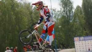 Брянская велогонщица завоевала «бронзу» на втором этапе Кубка России