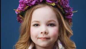 В Брянске выбрали самых красивых девочек города и маленькую принцессу