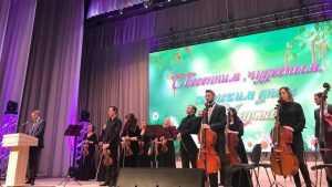 Брянский губернатор Богомаз поздравил женщин с праздником 8 Марта