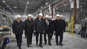 На брянской фабрике «Пролетарий» произошла инвестиционная революция