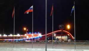 Автоматчики оцепили гипермаркет «Линия» в Брянске