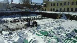 В Брянске началось строительство первого пятизвёздочного отеля