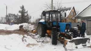 Брянский поселок Речица после аварии получил воду