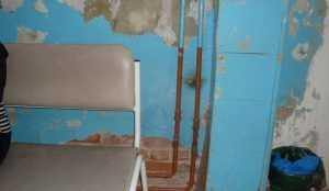 «Бомжатник» в брянской больнице ужаснул пациентов