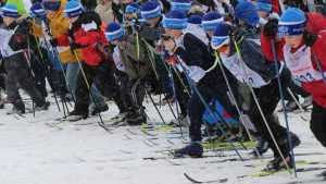 В Новозыбкове 11 марта проведут лыжные гонки в память о Бавкунове