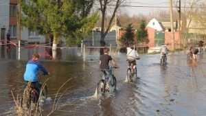 Бывший сотрудник МЧС заявил об угрозе сильного паводка в Брянске