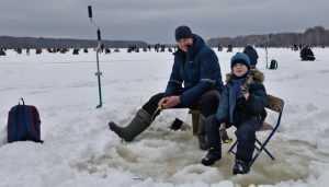 В Брянске с песнями прошел рыболовный турнир депутата Валуева