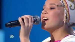 Юная брянская певица в проекте «Ты супер!» растопила сердце Дробыша
