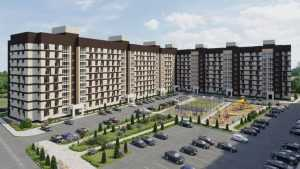 «Мегаполис-Парк»: теперь – комплекс умных домов