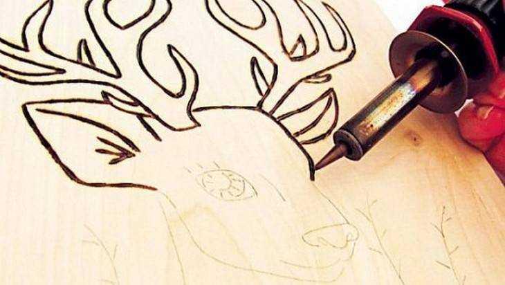 В брянском «Перформенсе» дадут мастер-класс художественного выжигания