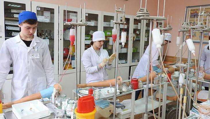 Брянский медколледж стал победителем всероссийской олимпиады